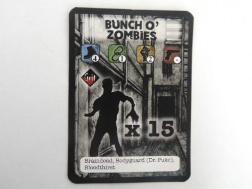 project z character card (zombie c)